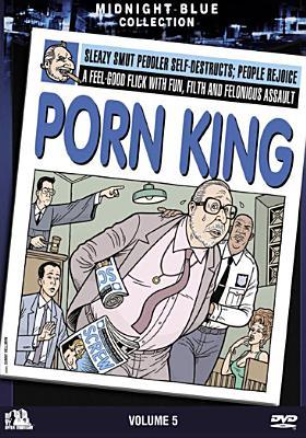 Midnight Blue Volume 5: Porn King