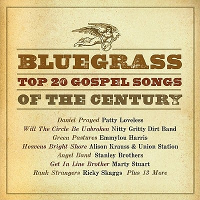 Bluegrass Top 20 Gospel Songs of the Century 0027072806125