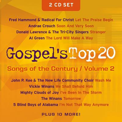 Gospel's Top 20 Songs of the Century: Volume 2 0027072805821