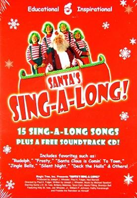 Santa's Sing-A-Long [With CD]