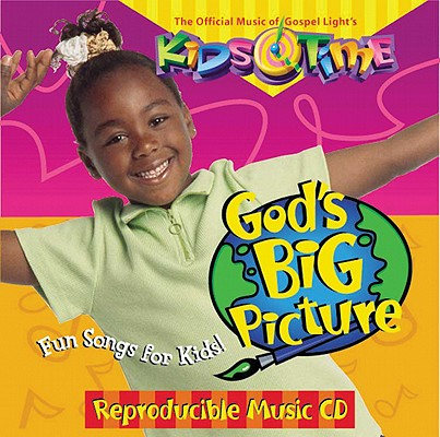 God's Big Picture 0607135003793