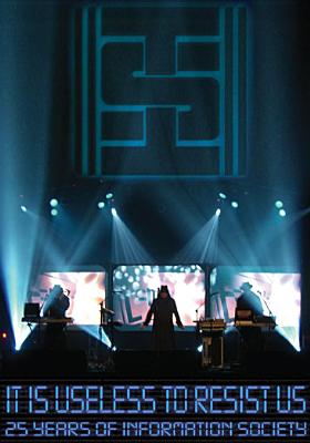 Information Society: It Is Useless to Resist Us 25 Years of Information (DVD
