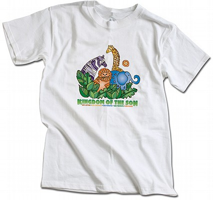 Kingdom of the Son Adult XX-Large T-Shirt