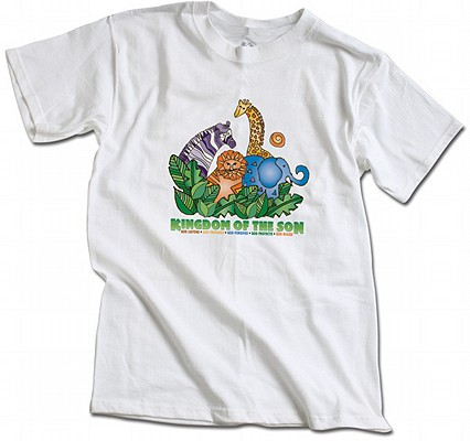 Kingdom of the Son Children's Large T-Shirt (14-16)