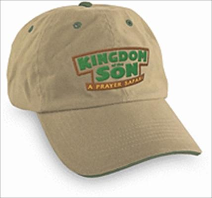 Kingdom of the Son Embroidered Khaki Mesh Hat