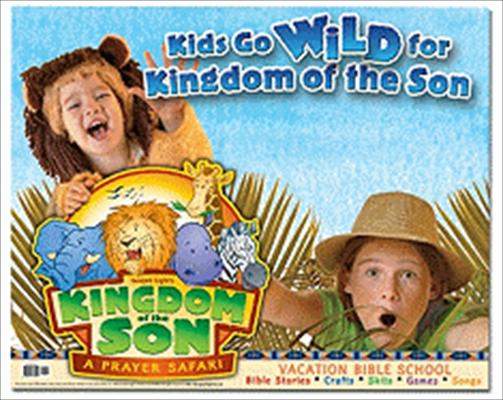 Kingdom of the Son Outdoor Banner