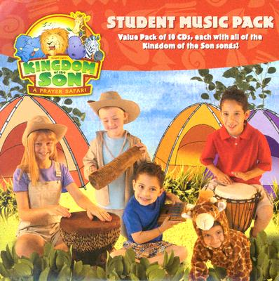 Kingdom of the Son Student Music Pack