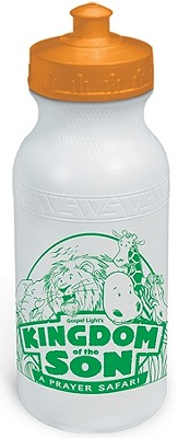 Kingdom of the Son Water Bottle