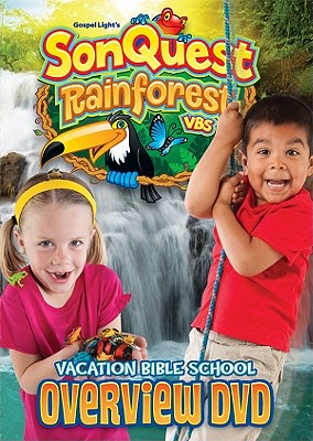 SonQuest Rainforest Overview DVD