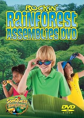 SonQuest Rainforest Rockin Rainforst Assemblies