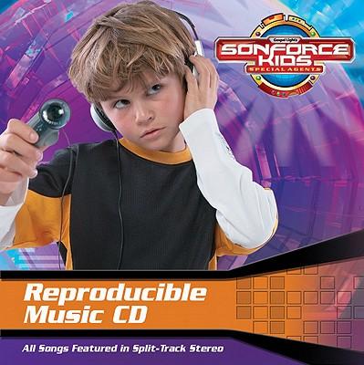Sonforce Kids Songs: Reproducible Music CD