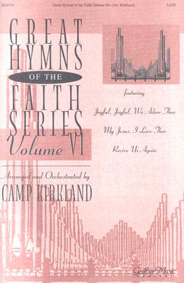Great Hymns of the Faith, Volume 6