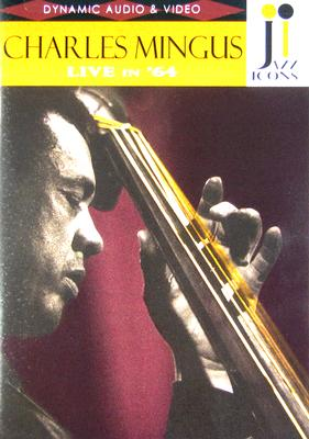 Jazz Icons-Charles Mingus 0747313900657