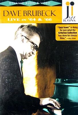 Jazz Icons-Dave Brubeck