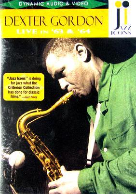 Jazz Icons-Dexter Gordon