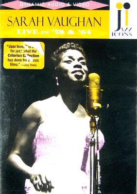 Jazz Icons-Sarah Vaughan