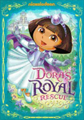 Dora the Explorer-Doras Royal Rescue