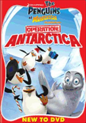 Penguins of Madagascar-Operation Antarctica