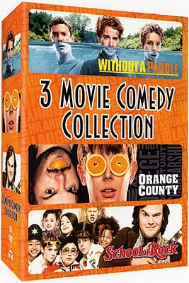 3 Movie Comedy Collection