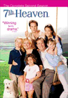 7th Heaven: The Complete Second Season 0097360698442