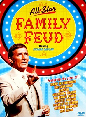 All Star Family Feud Box Set