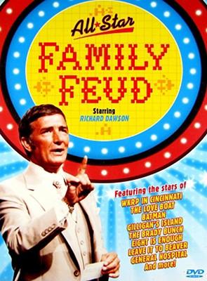 All Star Family Feud Box Set