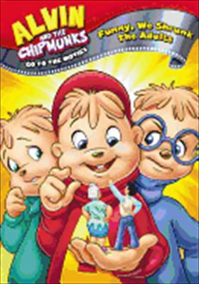 Alvin & the Chipmunks: Funny, We Shrunk the Adults
