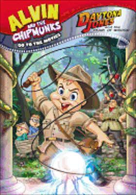 Alvin & the Chipmunks: Daytona Jones and the Pearl of Wisdom