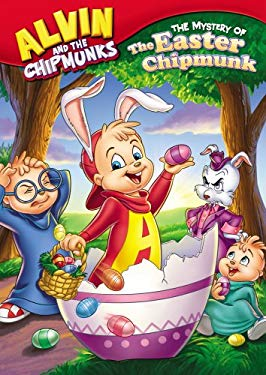 Alvin & the Chipmunks: The Mystery of the Easter Chipmunk 0097368936645