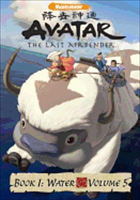 Avatar, the Last Airbender: Book 1 Water, Volume 5