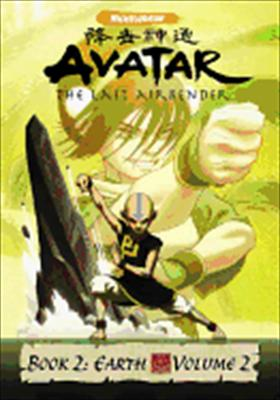 Avatar, the Last Airbender: Book 2 Earth, Volume 2
