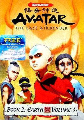 Avatar, the Last Airbender: Book 2 Earth, Volume 3