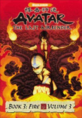 Avatar, the Last Airbender: Book 3 Fire, Volume 3