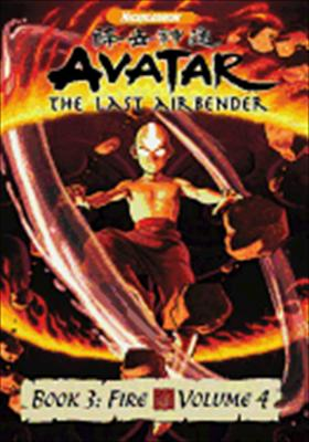 Avatar, the Last Airbender: Book 3 Fire, Volume 4
