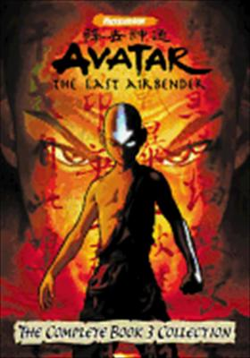 Avatar, the Last Airbender: The Complete Book 3 Collection
