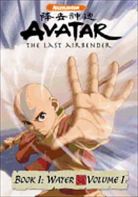 Avatar, the Last Airbender: Book 1 Water, Volume 1 0097368892446