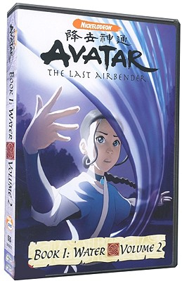 Avatar, the Last Airbender: Book 1 Water, Volume 2 0097368892545