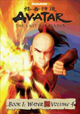 Avatar, the Last Airbender: Book 1 Water, Volume 4 0097368899940