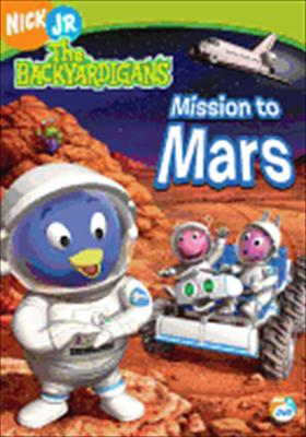 The Backyardigans: Mission to Mars 0097368771642