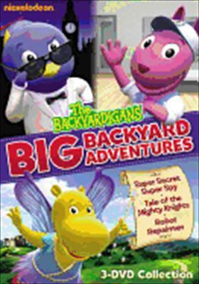 Backyardigans: Big Backyard Adventures