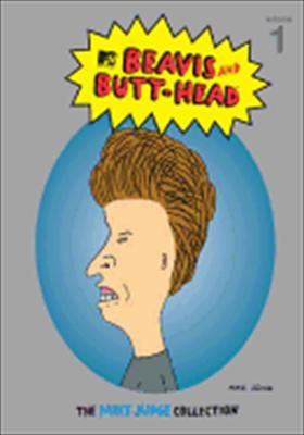 Beavis & Butt-Head: The Mike Judge Collection Volume 1