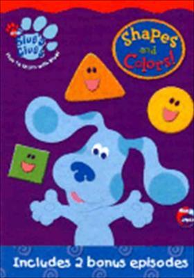 Blue's Clues: Shapes & Colors