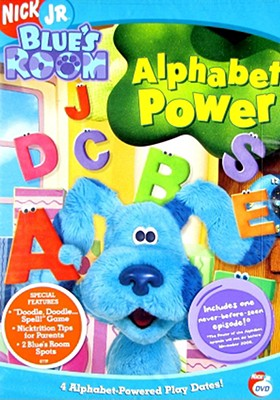 Blue's Room: Alphabet Power