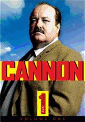 Cannon: Season 1, Volume 1