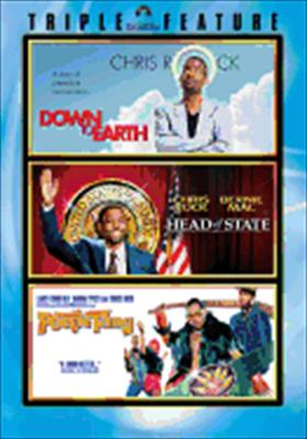 Chris Rock Triple Feature