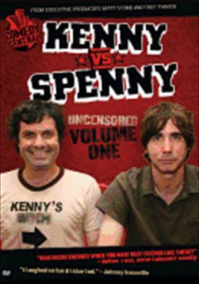 Comedy Central's Kenny vs. Spenny: Volume 1
