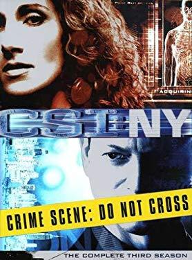 Csi: New York - The Complete Third Season 0097368509146