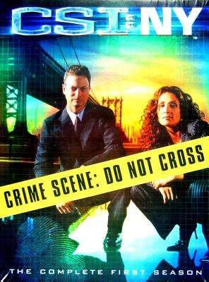 Csi: New York - The Complete First Season