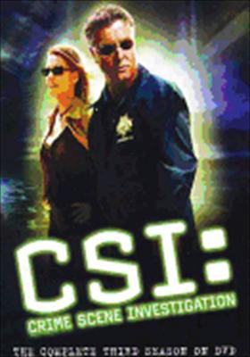 Csi: Crime Scene Investigation - Third Season