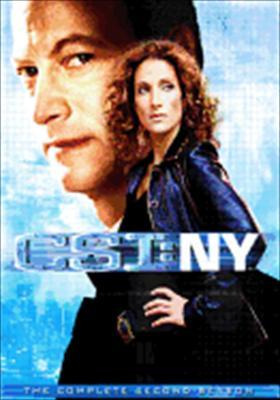 Csi: New York - The Complete Second Season
